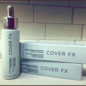 🎁 Cover FX super power antioxidant drops